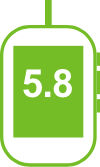 OneTouch Verio ® Meter Icon
