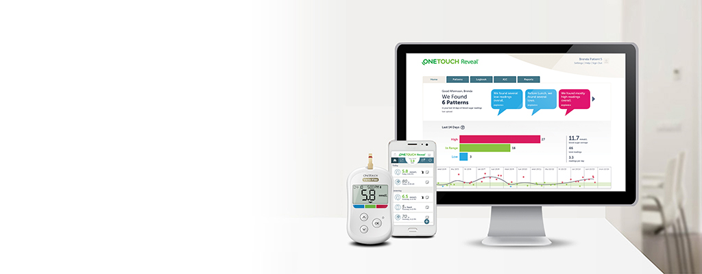 OneTouch Reveal ® Mobile Apps for patients