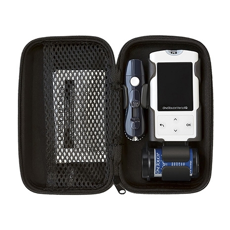 OneTouch Verio® IQ meter travel kit