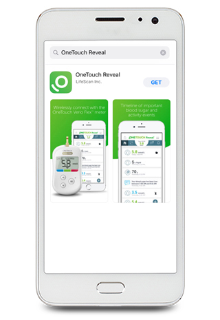 OneTouch Reveal® Download the app
